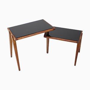 Mid-Century Adjustable Coffee Tables, 1960s