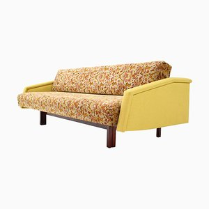 Verstellbares Mid-Century 3-Sitzer Sofa von Jitona Myra, 1970er