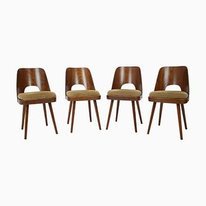 Dining Chairs by Oswald Haerdtl, 1960s, Set of 4