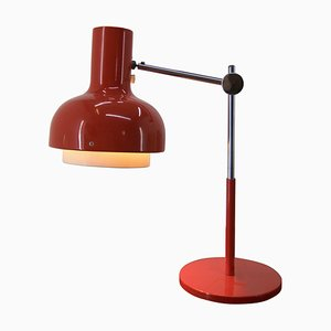 Mid-Century Table Lamp by Josef Hurk for Napako, 1970s