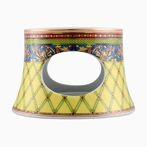 Russian Dream Tea Candlelight Holder for Teapot by Gianni Versace for Rosenthal