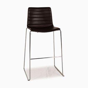 Catifa 46 Leder Stuhl von Arper