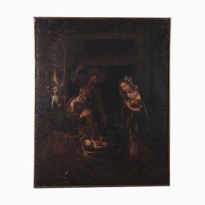 Natività, Oil on Canvas