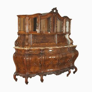 Cabinet in Baroque Style