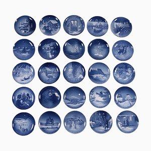 Teller von Bing & Grondahl, 25er Set