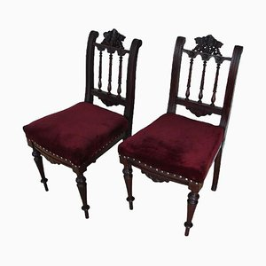 19th Century Chairs, Set of 2