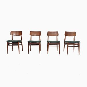 Teak Dining Chairs from Topform, The Netherlands 1960s, Set of 2