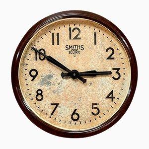 Bakelites Smiths Clock, England