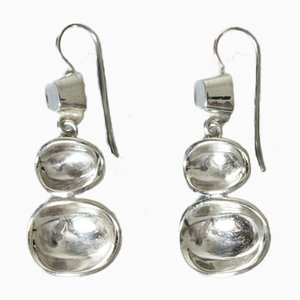 Bowls Earrings by Sigurd Persson, Set of 2