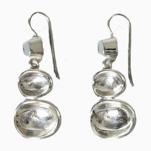 Schalen Ohrringe von Sigurd Persson, 2er Set