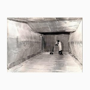 Unknown, Vintage Photograph of an Anti-Electric Space, 1955