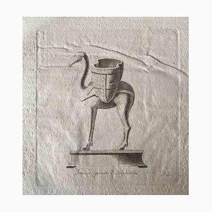 Acquaforte originale di vari maestri antichi, anni '50