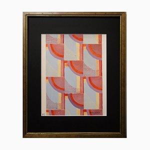 Boris Lacroix, Abstract Composition, 1925