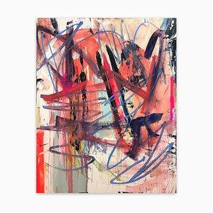 Gute gute Dinge, abstrakte Malerei, 2021