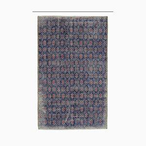Böhmischer Teppich in Blau