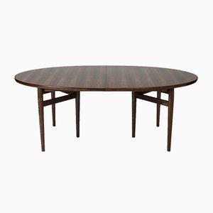 Tavolo da pranzo in palissandro di Arne Vodder per Sibast