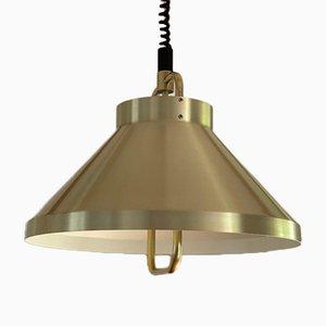 Vintage Danish Pendant Lamp by Jo Hammerborg for Fog & Morup, 1960s