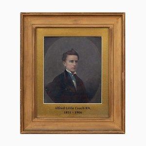 Retrato de Alfred Little Couch, siglo XIX