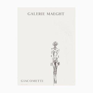 Expo 61: Galerie Maeght di Alberto Giacometti