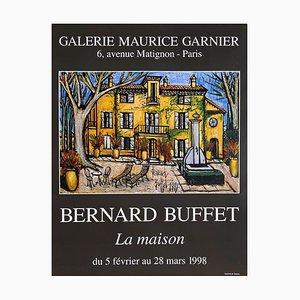 Expo 98: Galerie Maurice Garnier, La maison by Bernard Buffet