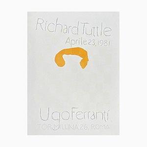 Expo 81: Ugo Ferranti, Roma by Richard Tuttle