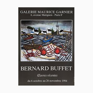 Expo 94: Galerie Maurice Garnier, Oeuvres récentes by Bernard Buffet