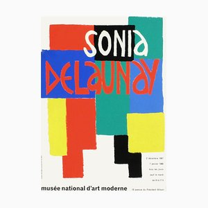 Expo 67: Musée National d'Art Moderne by Sonia Delaunay