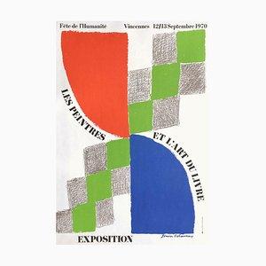Expo 70: Fête de l'Humanité von Sonia Delaunay