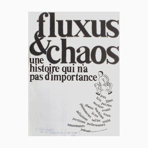 Fluxus & Chaos by Ben Vautier