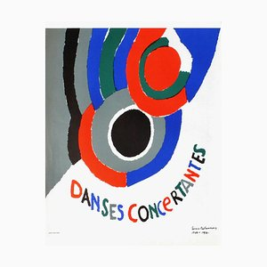 Expo 74: Danses Concertantes by Sonia Delaunay