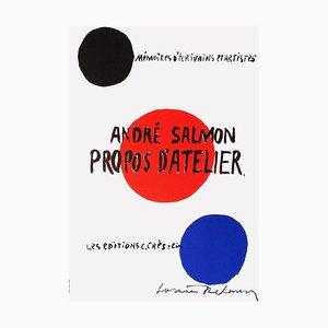 Expo 75: Mémories d'écrivains von Sonia Delaunay