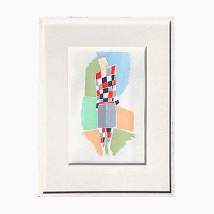 Tableaux Vivants 01 by Sonia Delaunay
