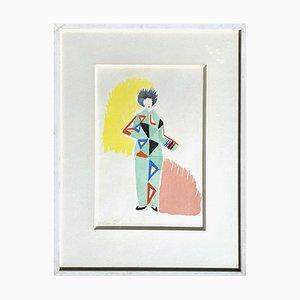 Tableaux Vivants 02 von Sonia Delaunay
