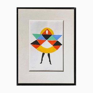 Tableaux Vivants 03 von Sonia Delaunay