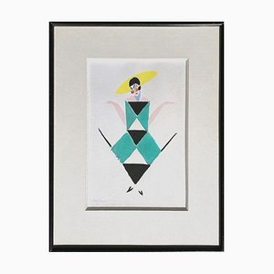 Tableaux Vivants 05 von Sonia Delaunay