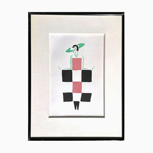 Tableaux Vivants 06 von Sonia Delaunay