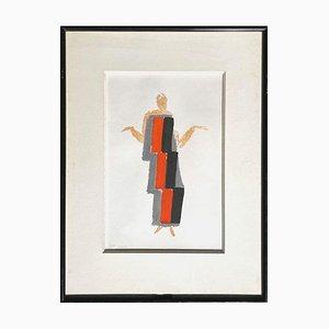 Tableaux Vivants 08 von Sonia Delaunay
