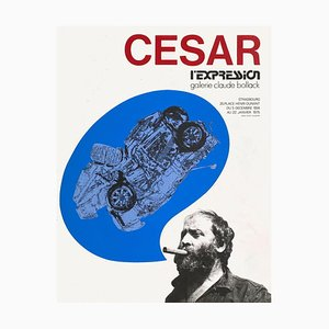 Expo 74, Galerie Claude Bollack par (César Baldaccini) Caesar