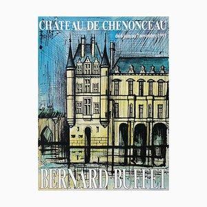 Expo 93, Schloss Chenonceau von Bernard Buffet