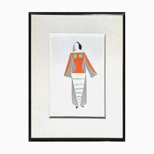 Tableaux Vivants 10 by Sonia Delaunay