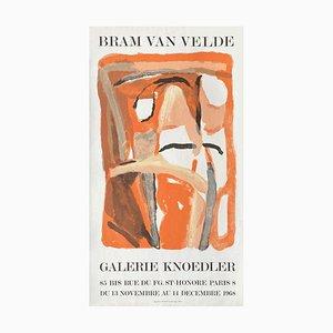 Expo 68, Galerie Knoedler by Bram van Velde