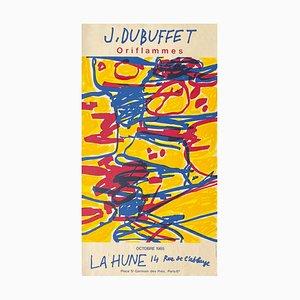 Expo 85, La Hune, Oriflammes by Jean Dubuffet