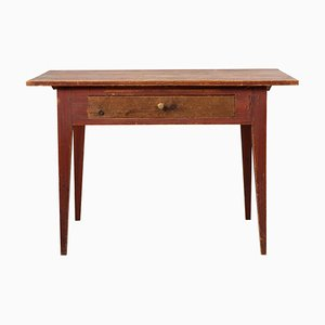 Early 19th-Century Northern Swedish Gustavian Country Table