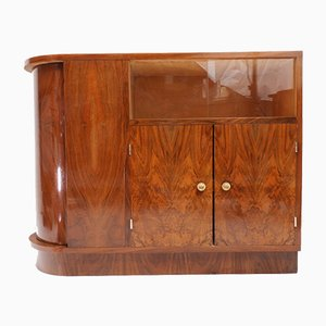 Art Deco Sideboard or Bar Cabinet, 1930s