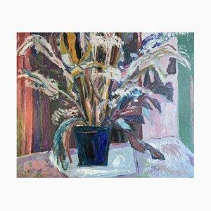 Jean Krillé, Bouquet de fleurs, 1978