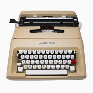 Modell 35 Schreibmaschine von Mario Bellini für Olivetti
