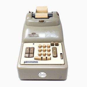 Vintage Totalia Electric Calculator from Lagomarsino