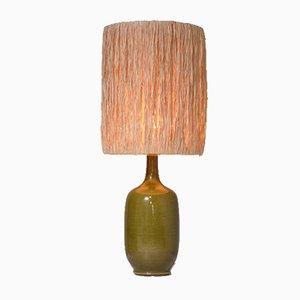 Lampe de Bureau en Céramique par Christian Ziegler, France