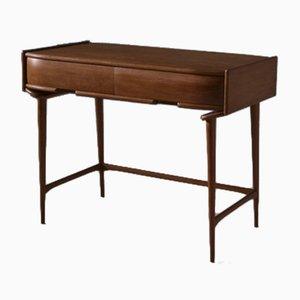 Eichenholz Schreibtisch, 1960er