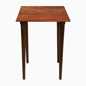Teak Side Table, Denmark, 1960s